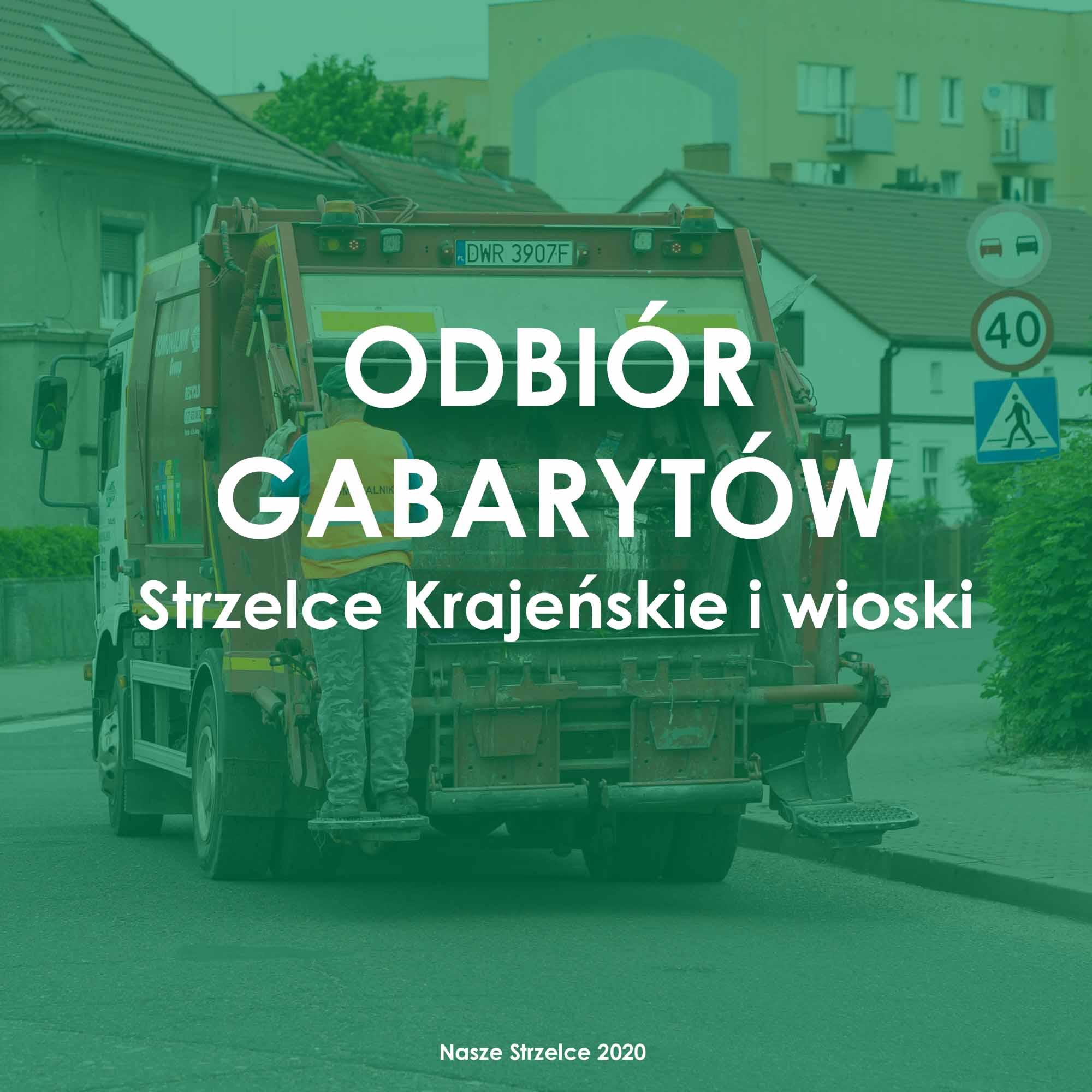 Odbiór odpadów gabarytowych