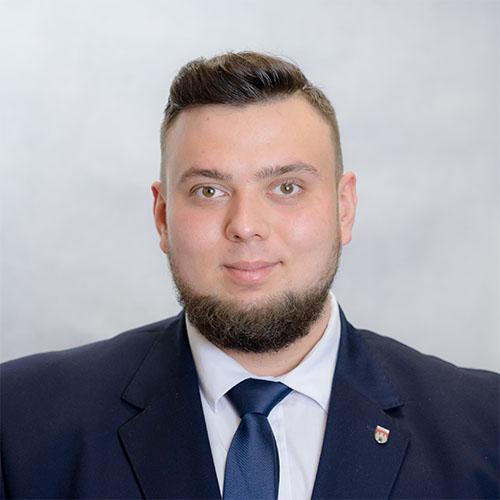 HUBER MICHAŁ