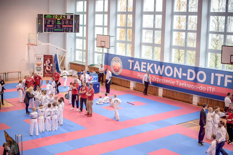 Hala sportowa Szkoły Podstawowej nr2