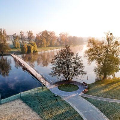 Most w Strzelcach Krajeńskich