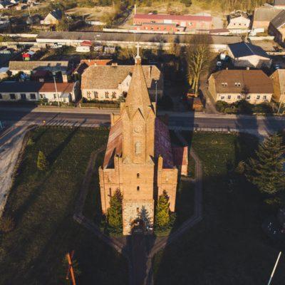 Kościół w Bobrówku