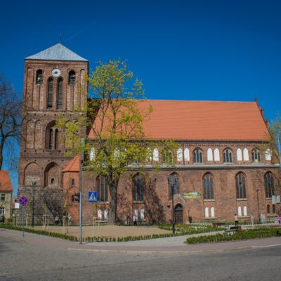 Kościoł w Strzelcach Krajeńskich