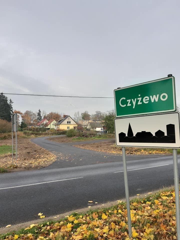 Nawierzchnia asfaltowa w Czyżewie