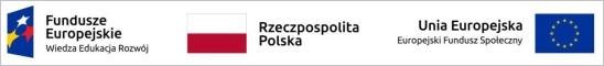 Logotypy projektu.