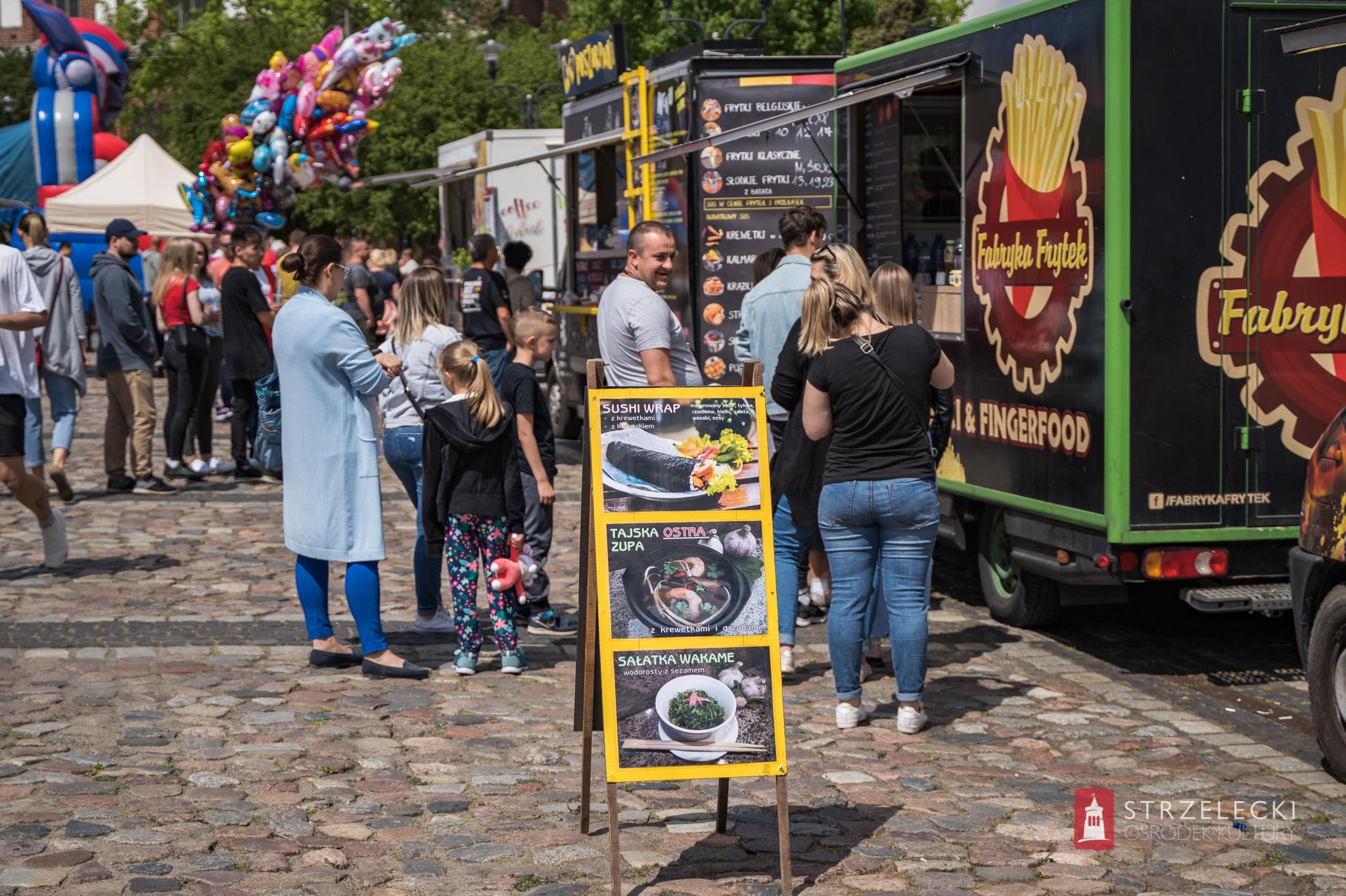 Festiwal Smaki Świata w Strzelcach
