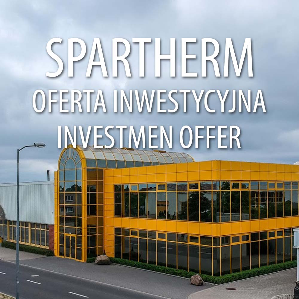 Oferta inwestycyjna Spartherm