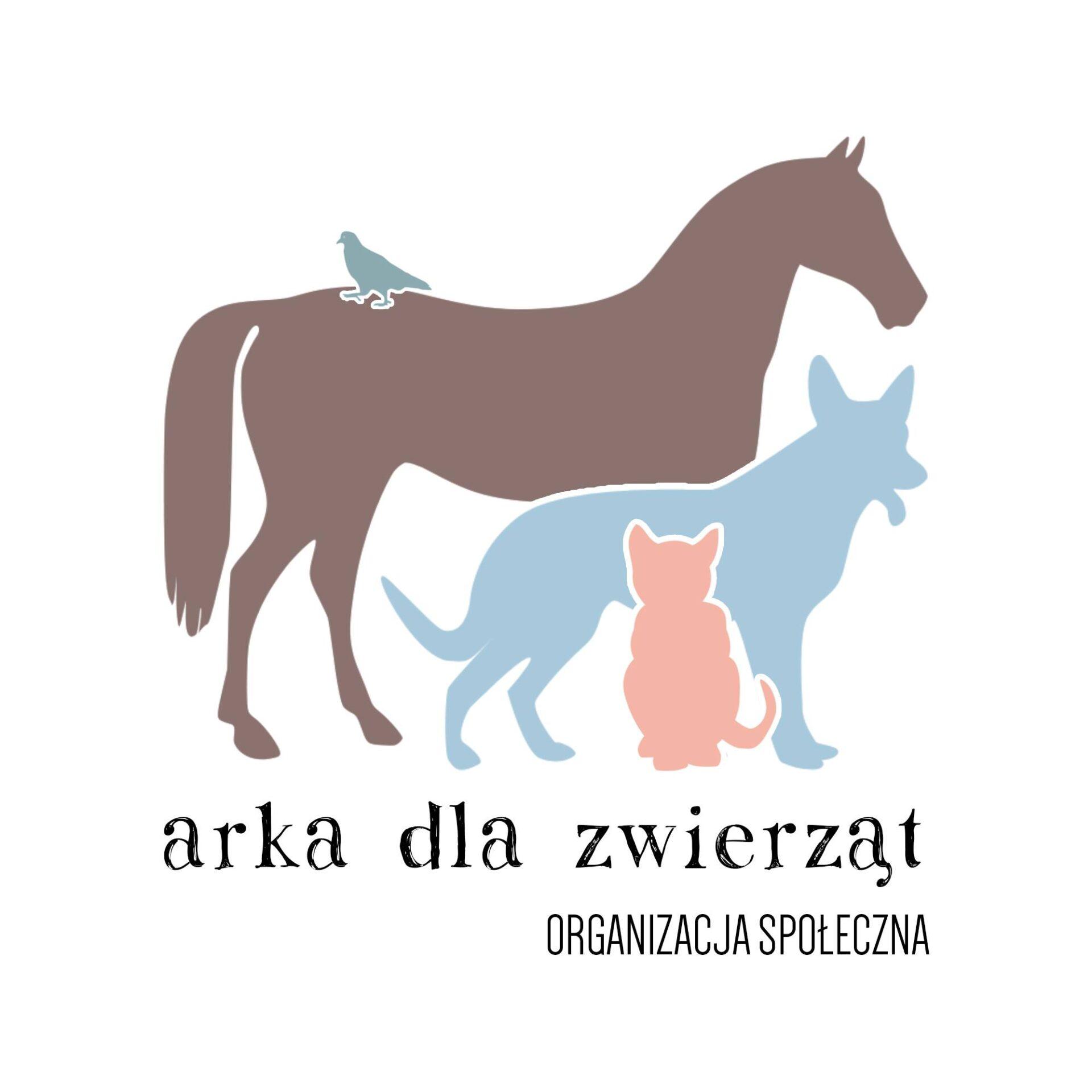 Logo Arki dla Zwierząt