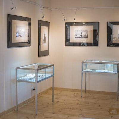 Ekspozycja wystawu w PIT
