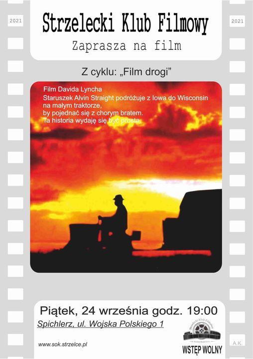 Plaka Strzeleckiego Klubu Filmowego