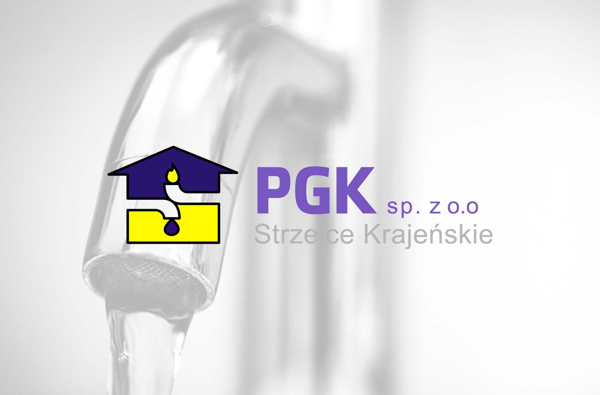 Logo PGK Strzelce